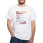 Babushka's Borscht Recipe White T-Shirt