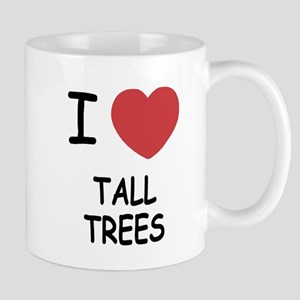 I heart tall trees Mug