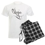 Alegria Men's Light Pajamas