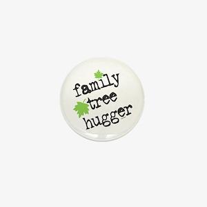 Family Tree Hugger Mini Button