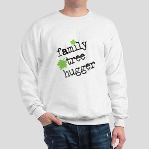 Family Tree Hugger  Sweatshirt
