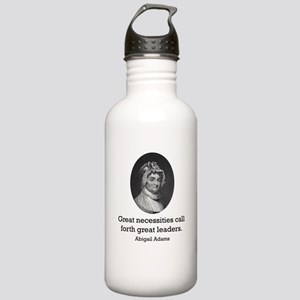 Abigail Adams Stainless Water Bottle 1.0L