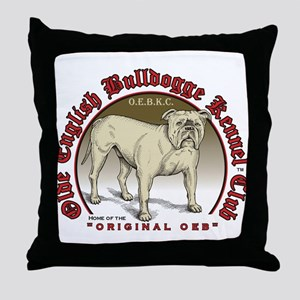 OEBKC Throw Pillow
