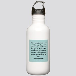 herbert hoover Stainless Water Bottle 1.0L