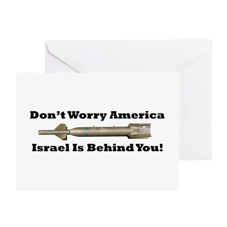 Don't Worry Greeting Cards (Pk of 10)