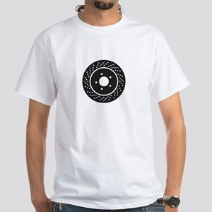 Slotted Brake Rotor T-Shirt