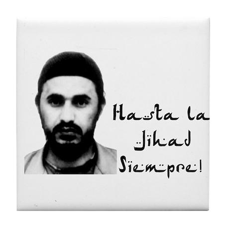 "Zarqawi ""Che"" Shirt Tile Coaster"