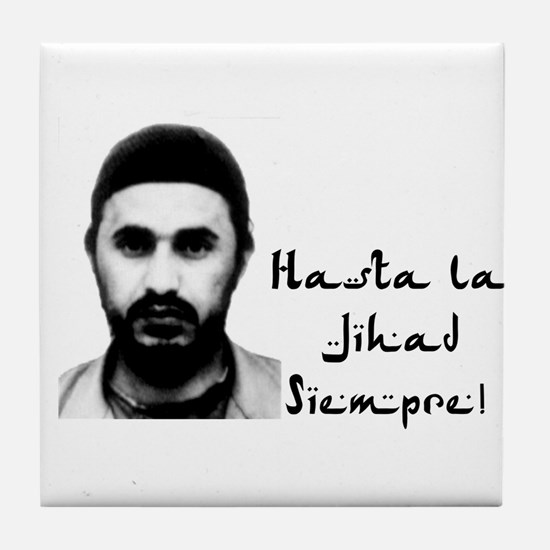 "Zarqawi ""Che"" Shirt Tile Coaster"