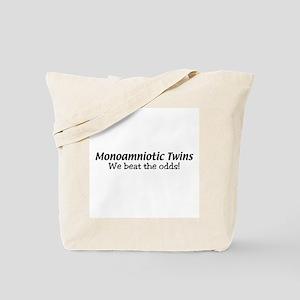 Monoamniotic Twins Tote Bag