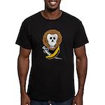 The Ben Gunn Society Men's Fitted T-Shirt (dark)