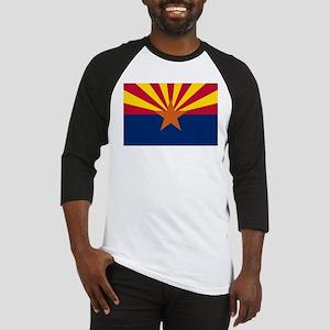 Arizona State Flag Baseball Jersey
