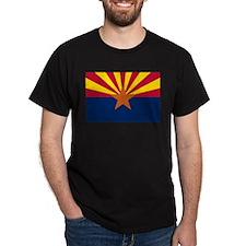 Arizona State Flag Dark T-Shirt