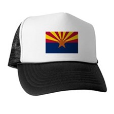 Arizona State Flag Trucker Hat