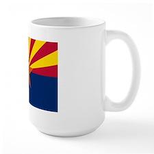 Arizona State Flag Large Mug