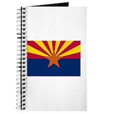 Arizona State Flag Journal