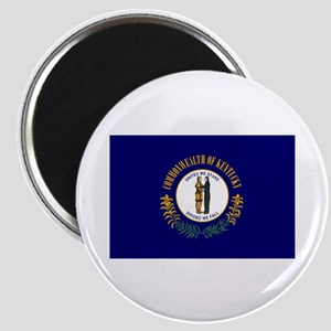 Kentucky State Flag Magnet