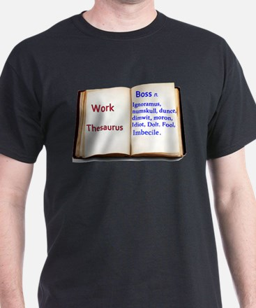Work Thesaurus T-Shirt