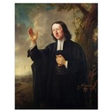 John wesley Wrapped Canvas Art