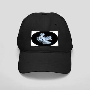 Plane Black Cap