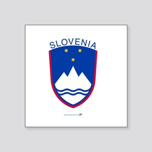 Slovenia Sovereign Sticker