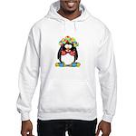 Clown penguin Hooded Sweatshirt