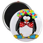 Clown penguin Magnet