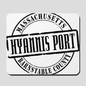 Hyannis Port Title Mousepad