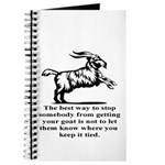 Get your Goat Journal