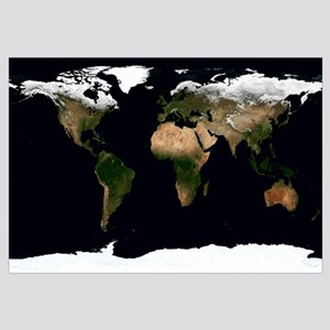 Global image of our world