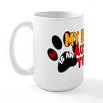 Australian Terrier Large Mug