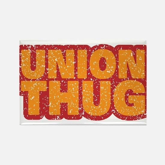 Pro Union Pro American Rectangle Magnet