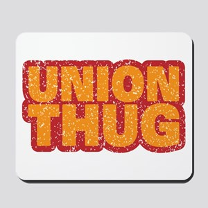 Pro Union Pro American Mousepad