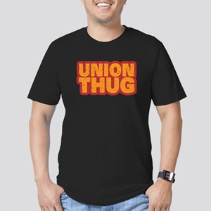 Pro Union Pro American Men's Fitted T-Shirt (dark)