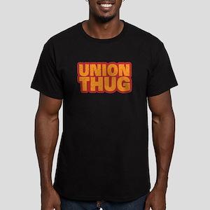 Pro Union Pro American Men's Fitted T-Shirt (dark)