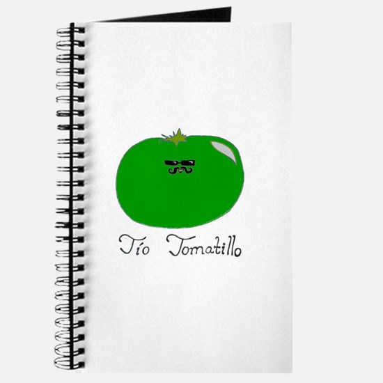 Tio Tomatillo Journal