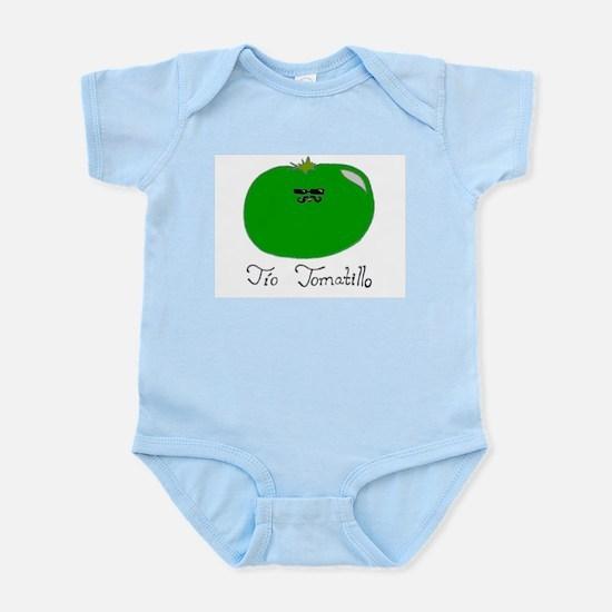 Tio Tomatillo Infant Bodysuit