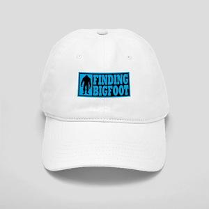 Finding Bigfoot logo Cap