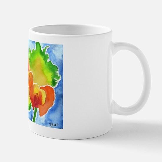 Icelandic Poppies Mug