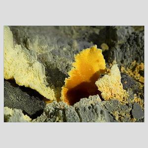 Papandayan sulfur cone Java Island Indonesia