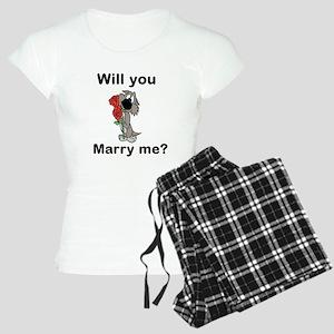 Will You Marry Me? Women's Light Pajamas