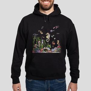 Ocean Life Hoodie (dark)