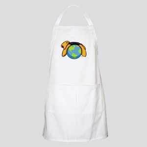 Airedale World Apron
