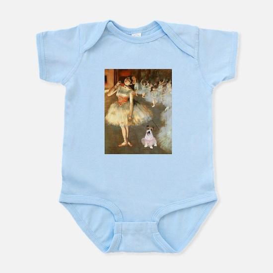 BalletClass-JackRussell #11 Infant Bodysuit