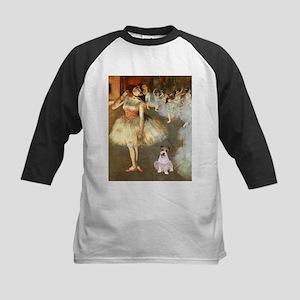 BalletClass-JackRussell #11 Kids Baseball Jersey
