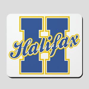 Halifax Letter Mousepad