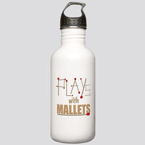Mallets Stainless Water Bottle 1.0L