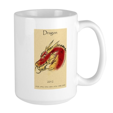2012 - Year of the Dragon Large Mug