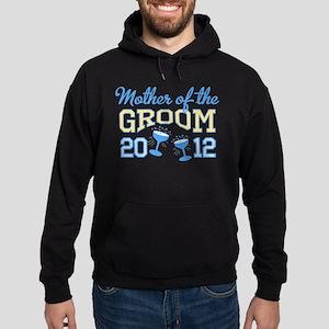 Mother Groom Champagne 2012 Hoodie (dark)