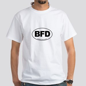 BFD - Brookford White T-Shirt