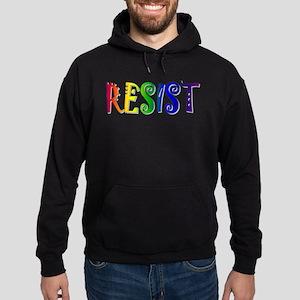Rainbow Resist Trump Sweatshirt